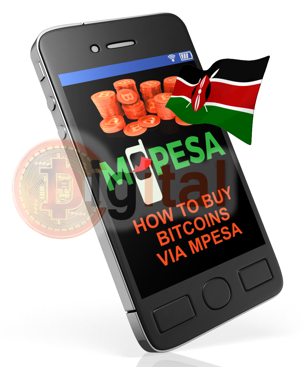 How to Buy Bitcoins with MPesa in Kenya